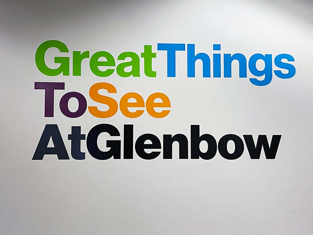 The Glenbow Museum in Calgary